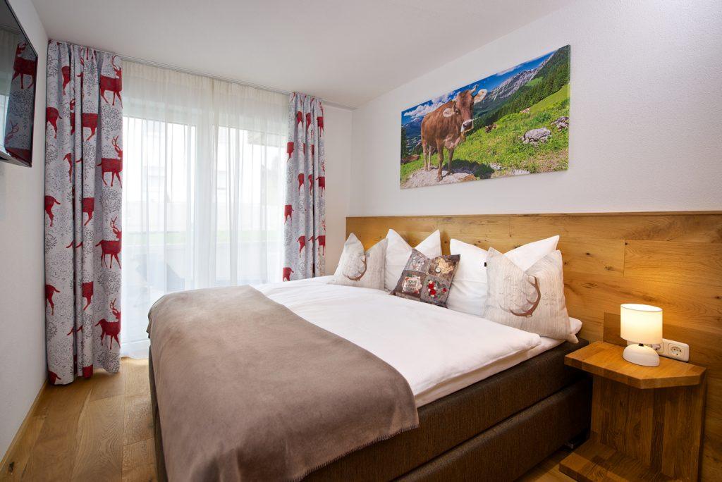 Ferienzimmer mit Schwimmbad & Sauna im Allgäu